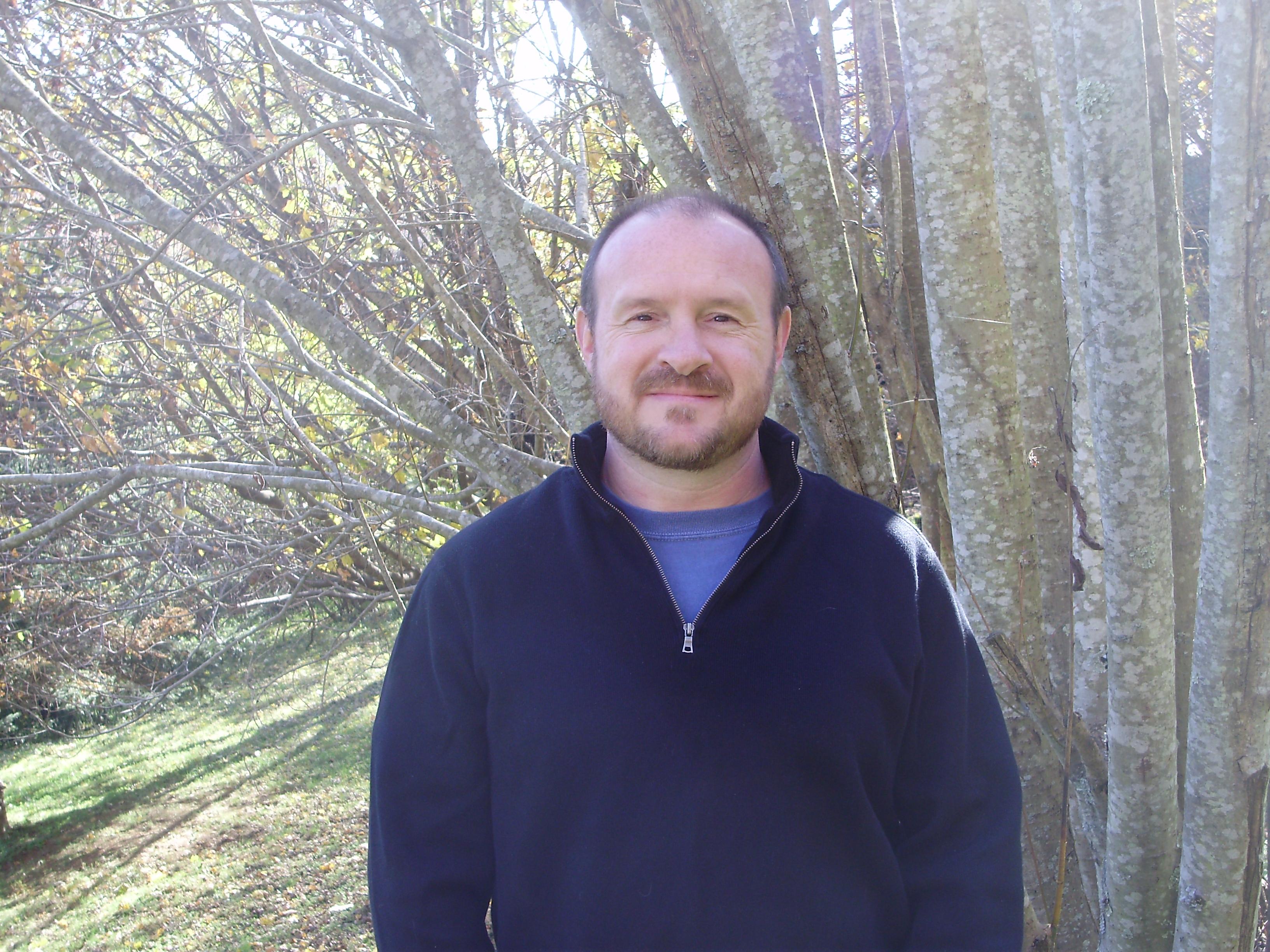 Ray Harris Jr. has a degree in history from James Madison University.
