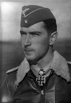 One of the Luftwaffe's best- Werner Molders.