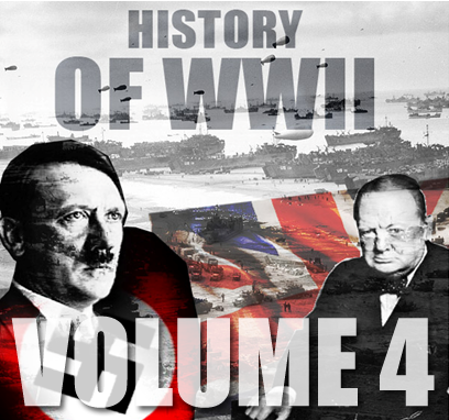 "Volume Four: ""France Divided & Hitler Biography"""