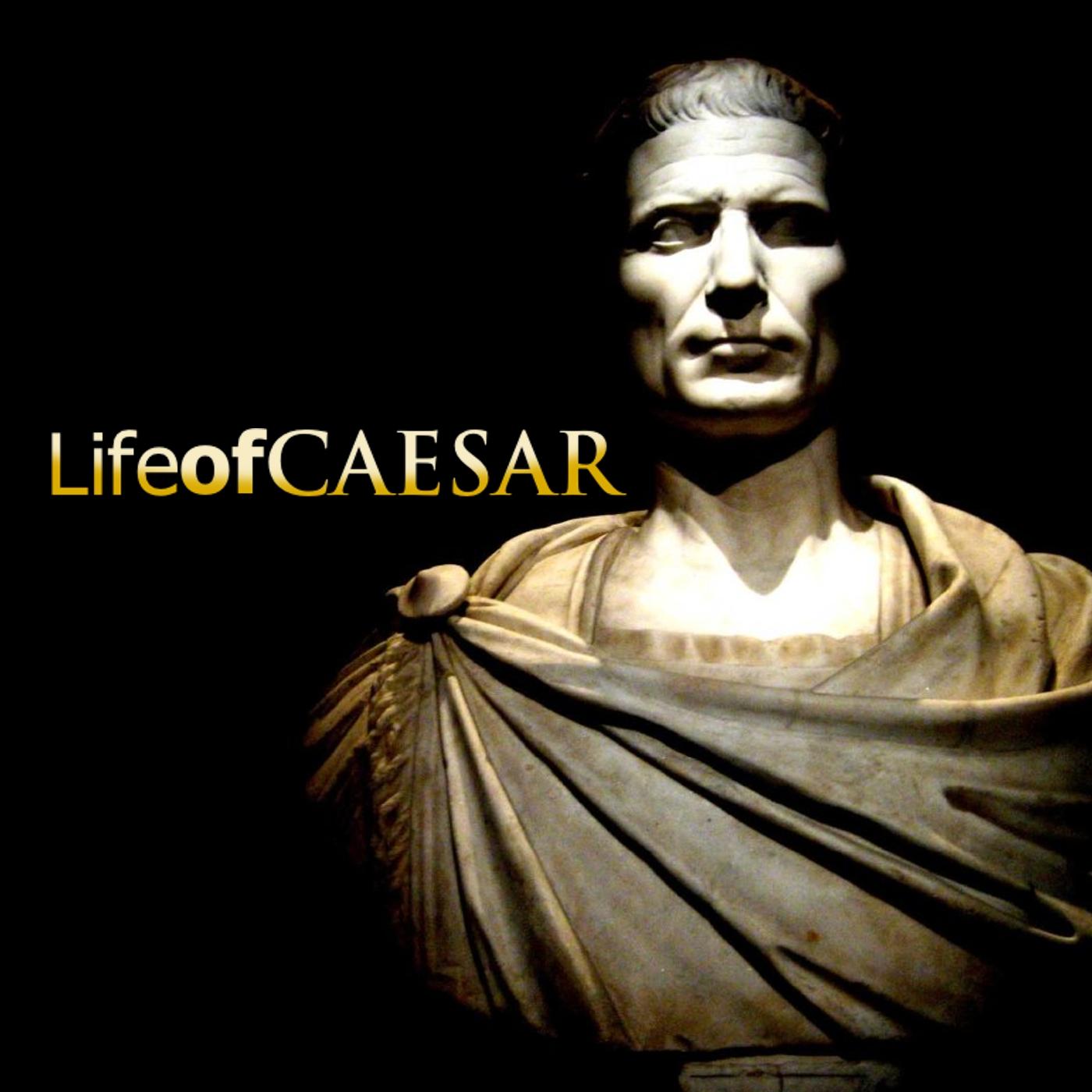 Program Announcement/Life of Caesar Podcast Ad