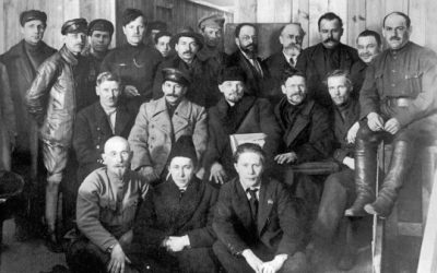 Episode 184-The Question of Peace, Lenin and Stalin versus Trotsky