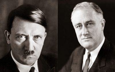 Episode 192-Hitler's Reaction to Lend lease and FDR's Third Term
