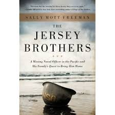 Episode 194-Interview with Sally Mott Freeman about her book: The Jersey Brothers