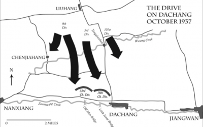 Episode 208-The Battle of Shanghai-Japanese Reinforcements