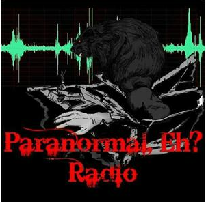 Ray Harris appears on Paranormal Eh? Radio