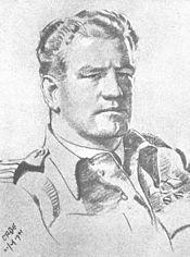 New Zealander Flight Lt. Alan Deere