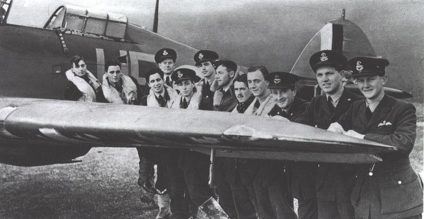 601 Squadron- The Millionaires Squadron