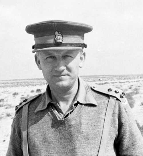 Lt. Gen. William Gott