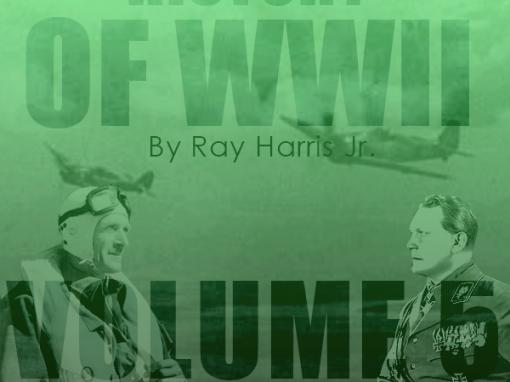 """Volume 5: """"Battle of Britain, Part 1"""""""
