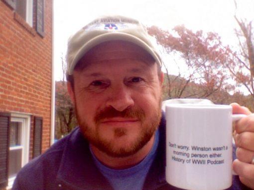 Churchill Coffee Mug Contest!