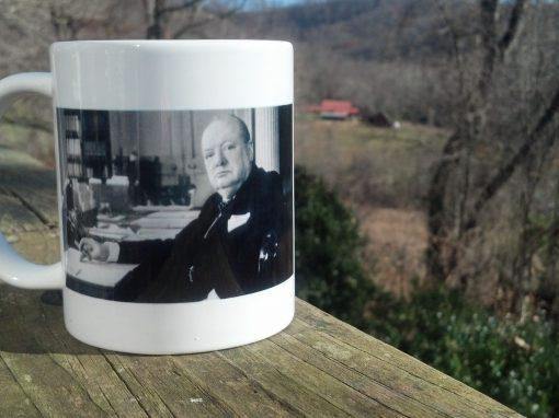 Churchill & Roosevelt Mug
