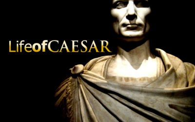 Program Announcement/Life of Caesar Podcast Ad