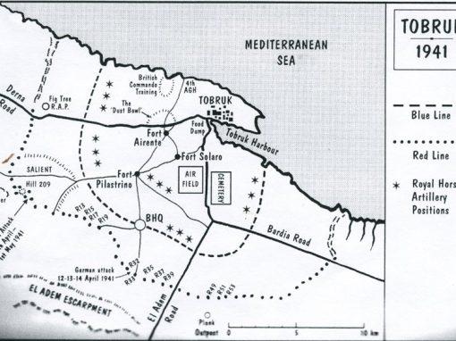 Episode 117-Tobruk and Iraq