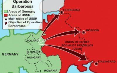 Episode 132-Operation Barbarossa