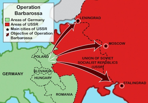 Episode 132-Operation Barbarossa