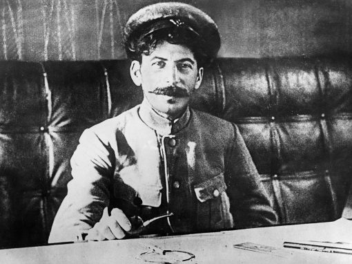 Episode 161-Stalin Bio Part 5
