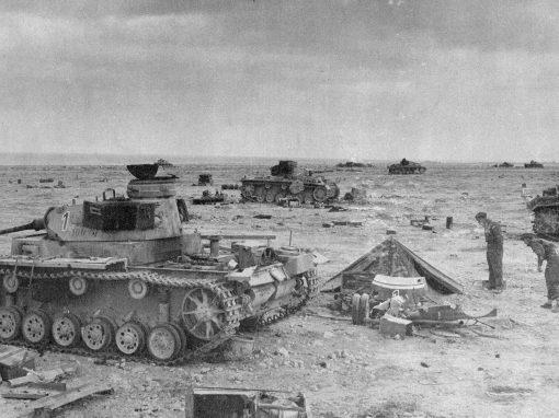 Episode 172-Rommel readies for Success Ep 173 Lenin's Civil War