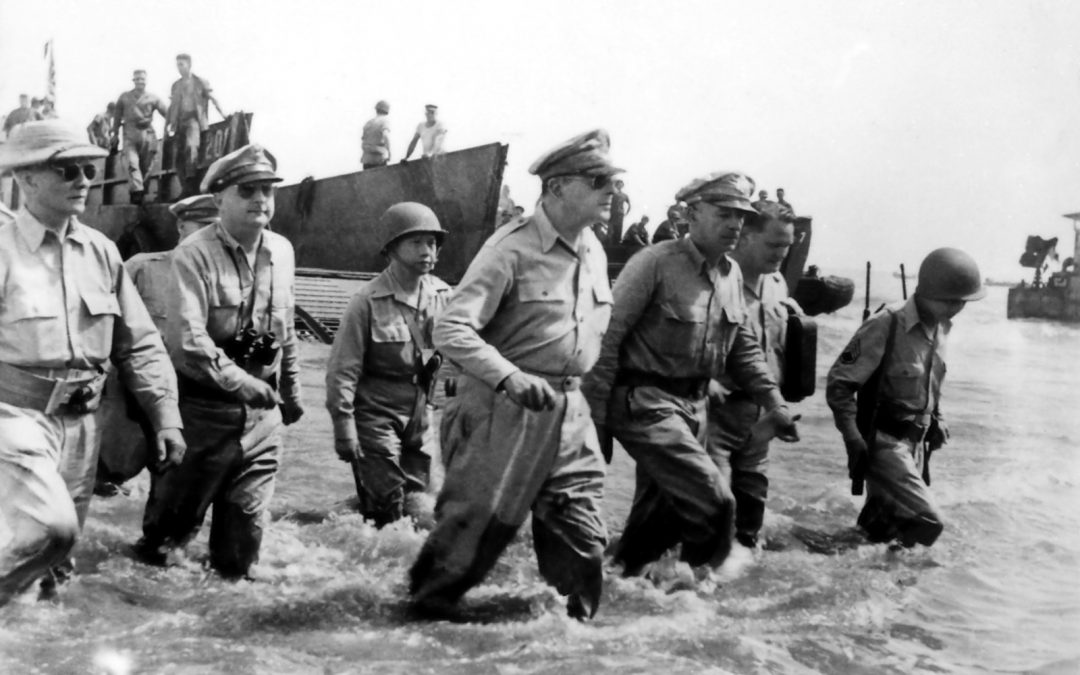 Episode 185-The Pacific Theatre-MacArthur's Retreat
