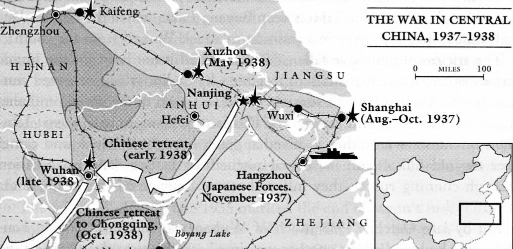 Episode 213-The 2nd Sino-Japanese War-The Fall of Wuhan