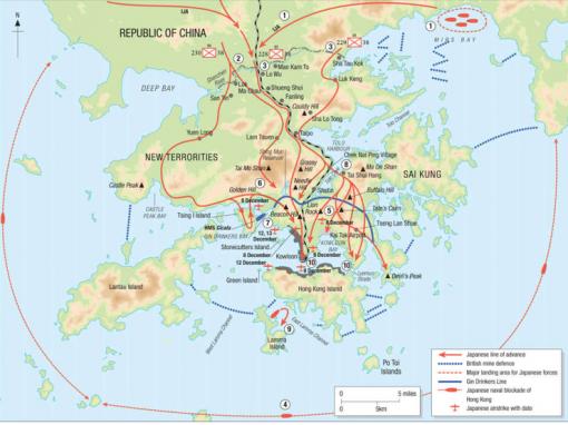 Episode 259-Operation C: Japan Attacks Hong Kong