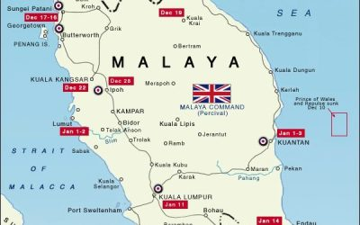 Episode 268-The Battle for Malaya and Singapore