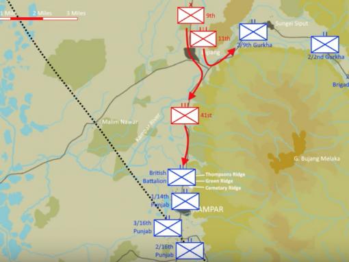 Episode 272-Courage Yet Defeat: The Battle of Kampar