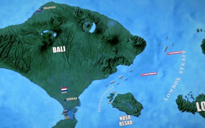 Episode 278-The Fall of Bali and The Battle of Badung Straight