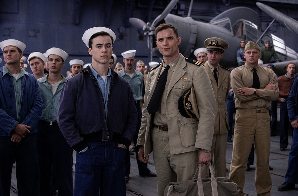 Episode 279-Interview with Wes Tooke, writer and producer of the film Midway