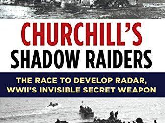 Episode 287-Damien Lewis Interview: Churchill's Shadow Raiders