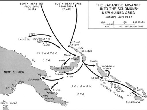 Episode 286-The Battle of Rabaul-Prelude