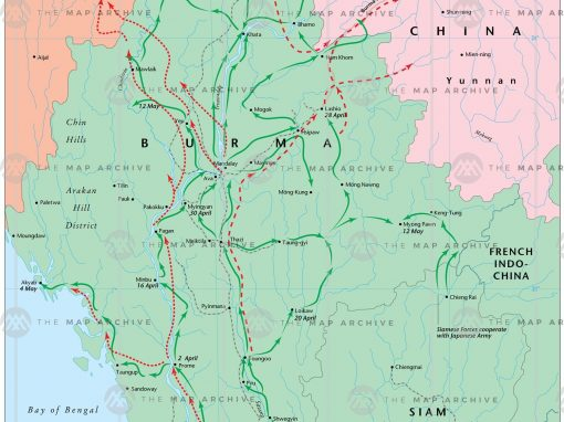 Episode 290-The Invasion of Burma-Prelude