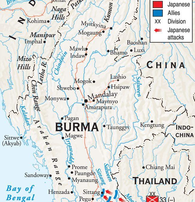 Episode 293-Burma: The Ground War Begins