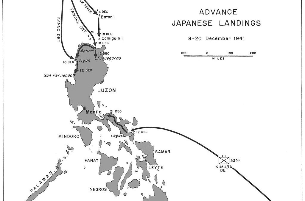 Episode 307-Prelude to the Fall of The Philippines