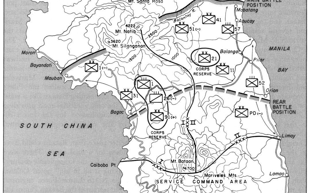 Episode 314-The Battle of Bataan
