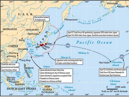Episode 332-The Doolittle Raid Pt 3: Japan's Pearl Harbor
