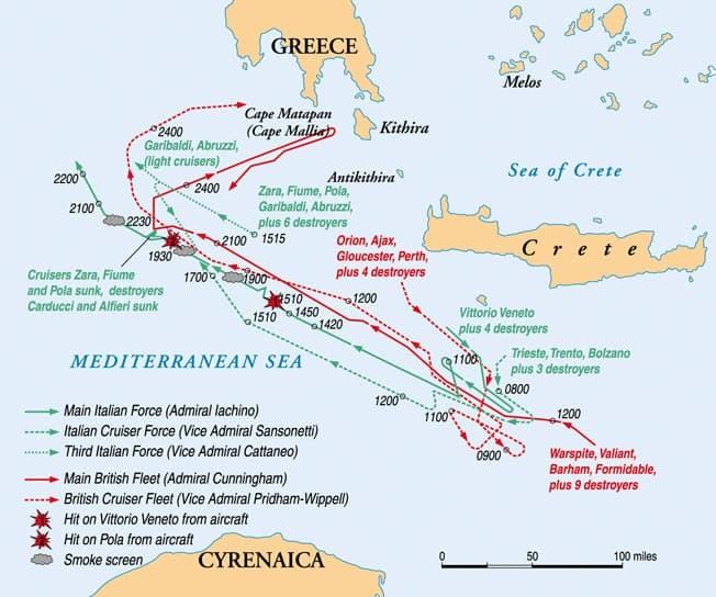 Episode 339-The Battle of Cape Matapan